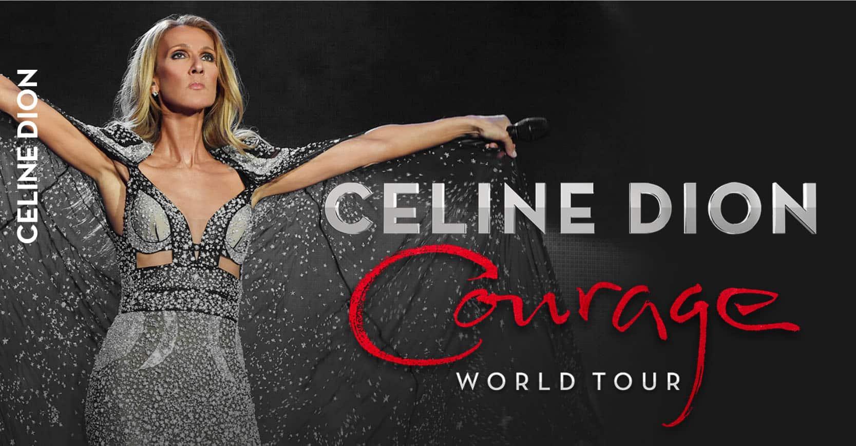 Celine Dion setlist
