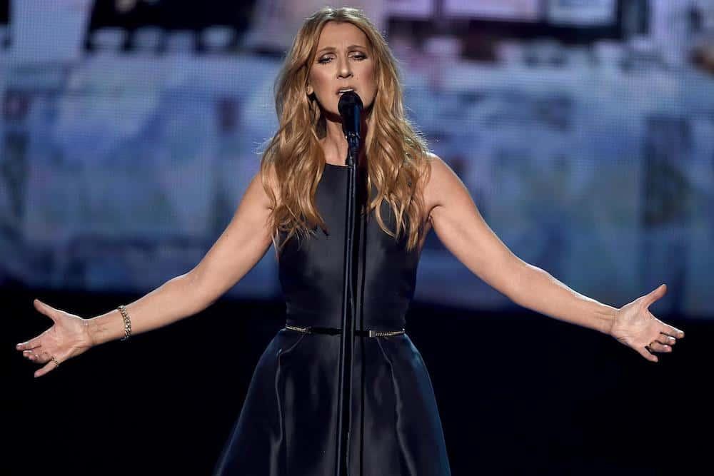 Celine Dion US Tour